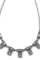 Brighton Brighton Necklace Baroness Petite Station Silver