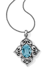 Brighton Brighton Necklace Alcazar Lagoon- Light Turquoise