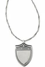Brighton Brighton Necklace Medaille Shield