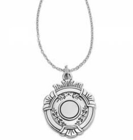 Brighton Necklace Medaille Medallion