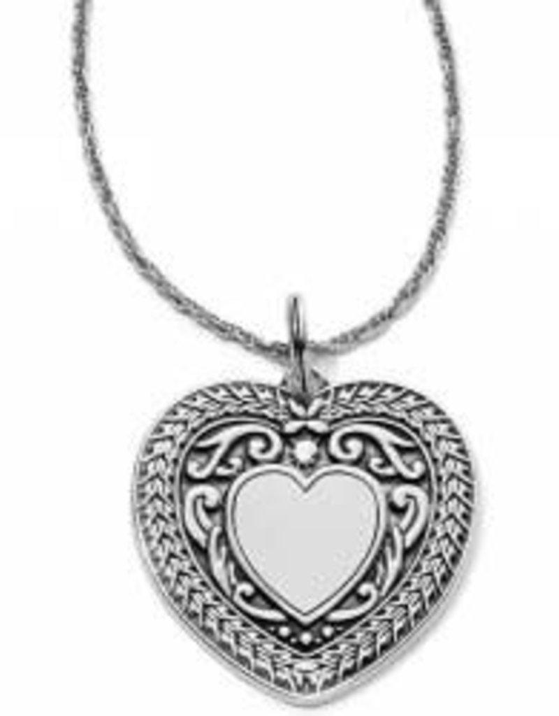 Brighton Brighton Necklace Medaille Convertible Heart