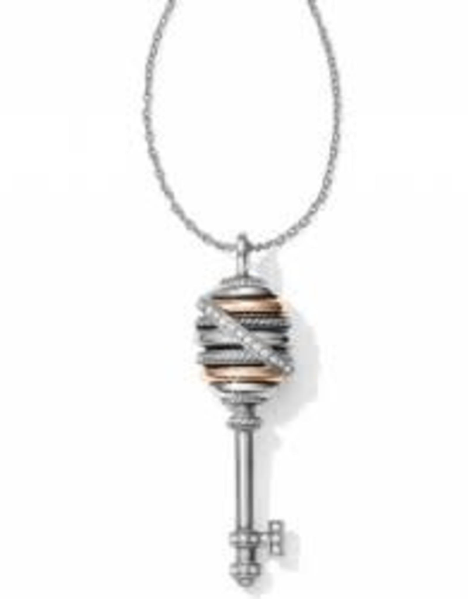 Brighton BrightonNeptune's Rings Key Necklace