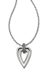 Brighton Brighton Necklace Meridian Swing Heart