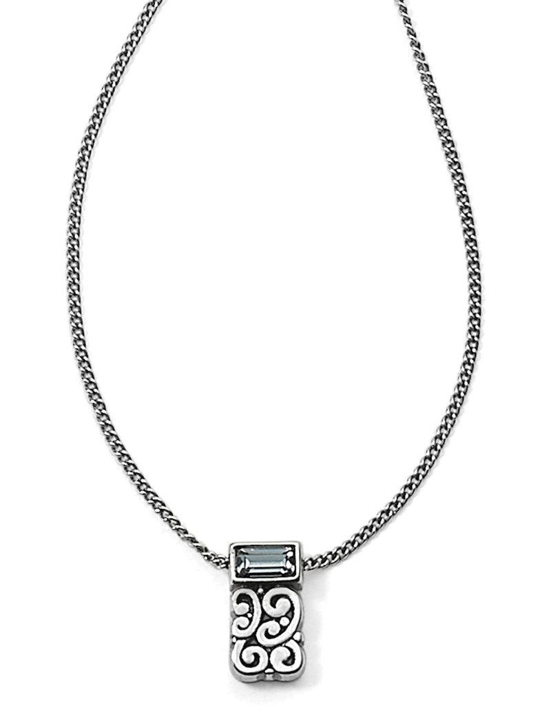 Brighton Brighton Necklace Baroness Petite Silver