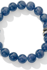 Brighton Brighton Neptune's Ring Brazil Blue Quartz Stretch Bracelet