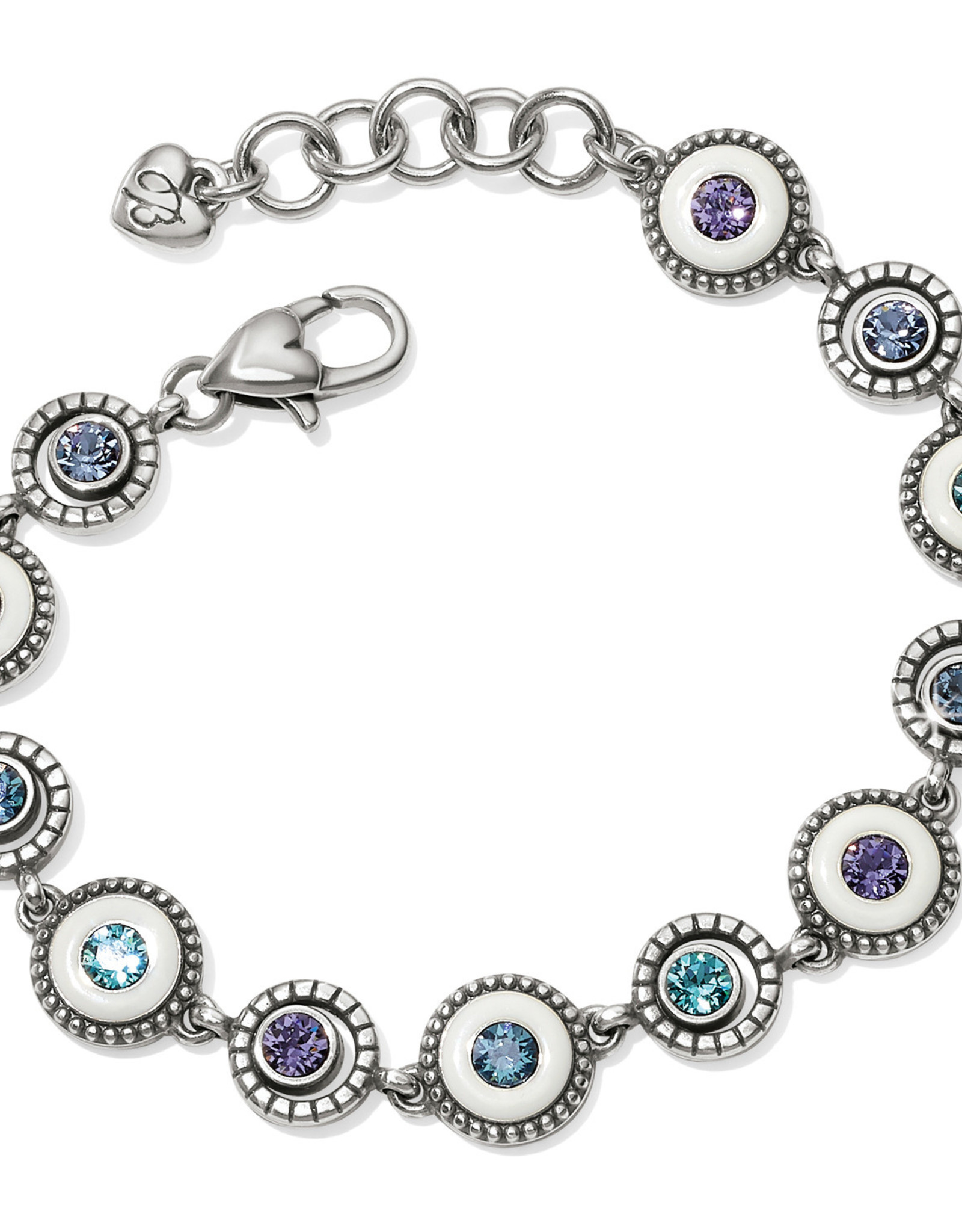 Brighton Brighton Bracelet Halo Light - Silver/White