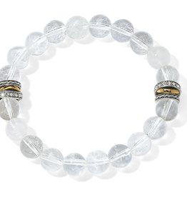 Brighton Brighton Neptune's Rings Crystal Stretch Bracelet