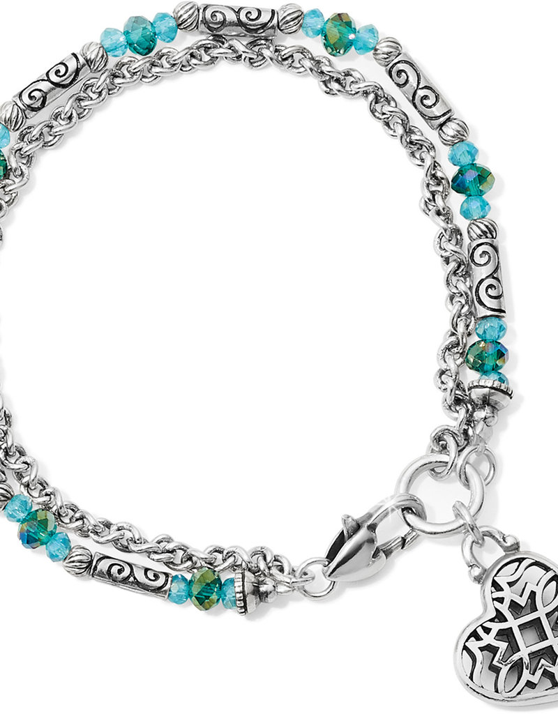 Brighton Brighton Bracelet Gleam On Heart Light