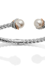 Brighton Brighton Bracelet Neptune's Rings Pearl Hinged