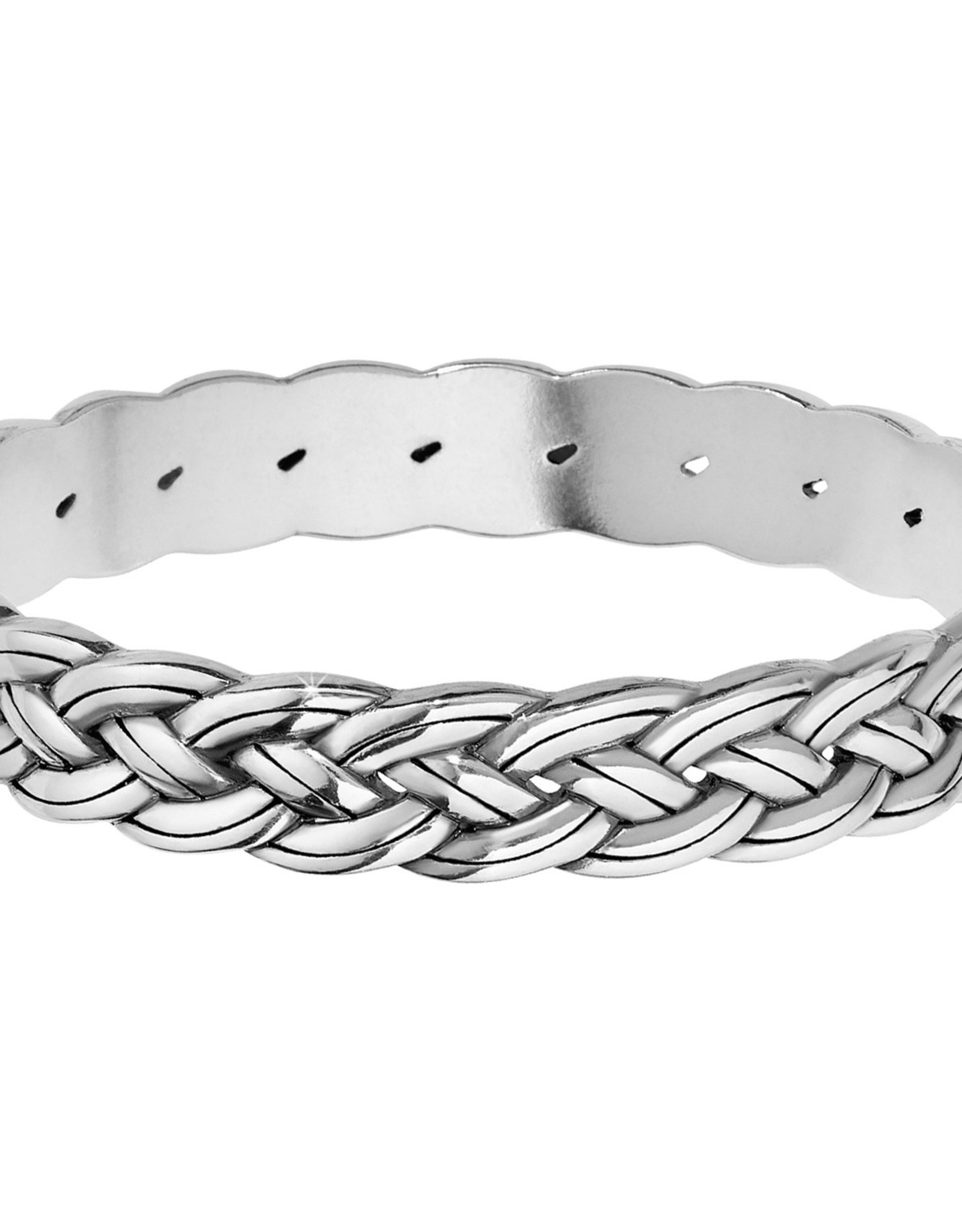 Brighton Brighton Bracelet Interlok Woven Bangle