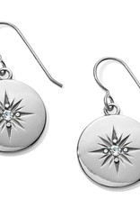 Brighton Brighton Earrings Coastal Compass French Wire