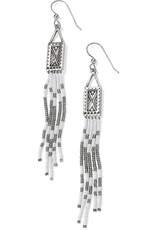 Brighton Earrings Africa Stories Beaded French Wire