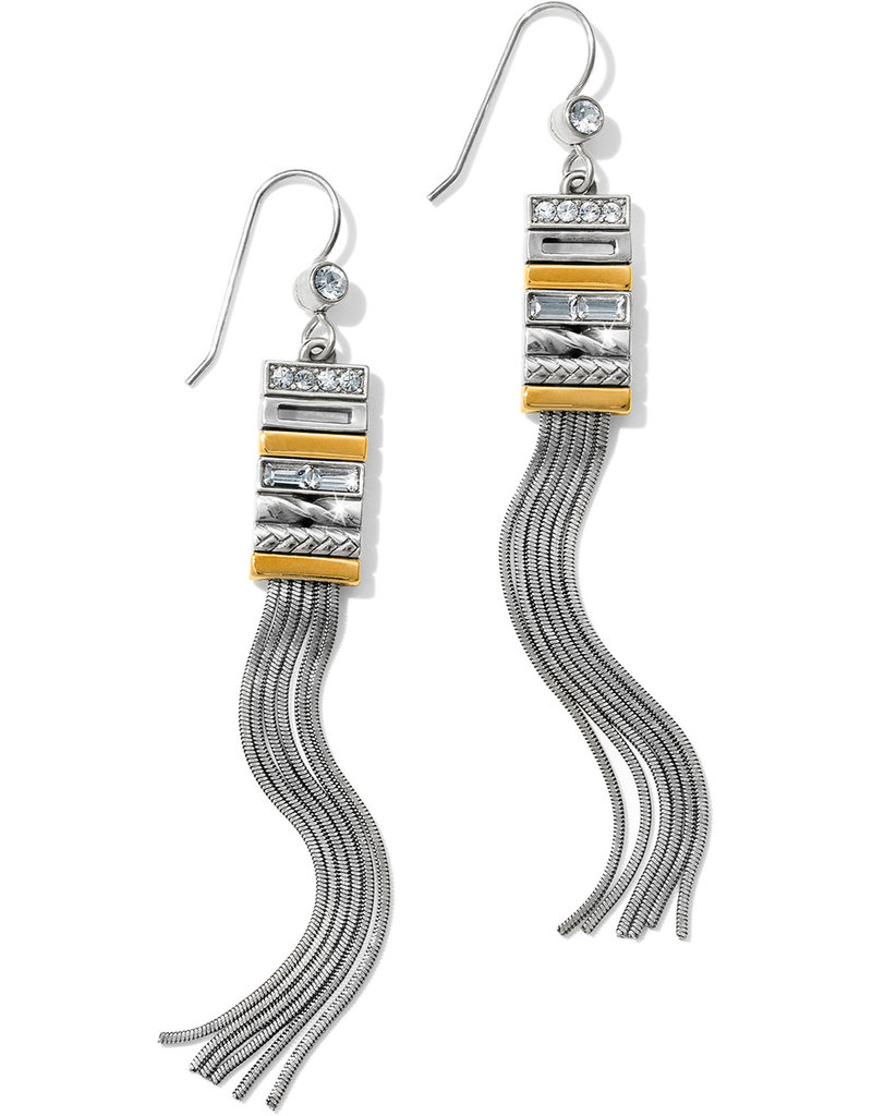 Brighton Brighton Earrings Tapestry Slim Fringe French Wire