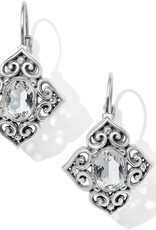 Brighton Brighton Earrings Alcazar Chrystalline Leverback