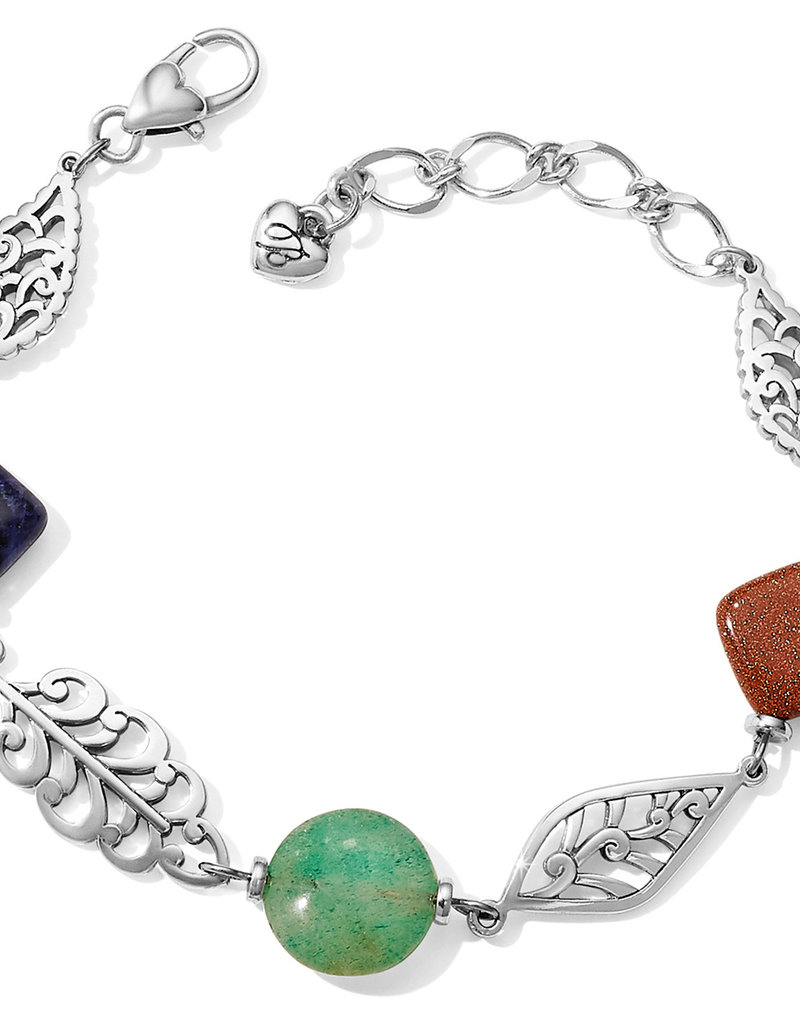 Brighton Brighton Bracelet Barbados Leaves-Multi