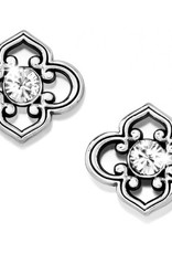 Brighton Brighton Toledo Mini Post Earrings- Silver