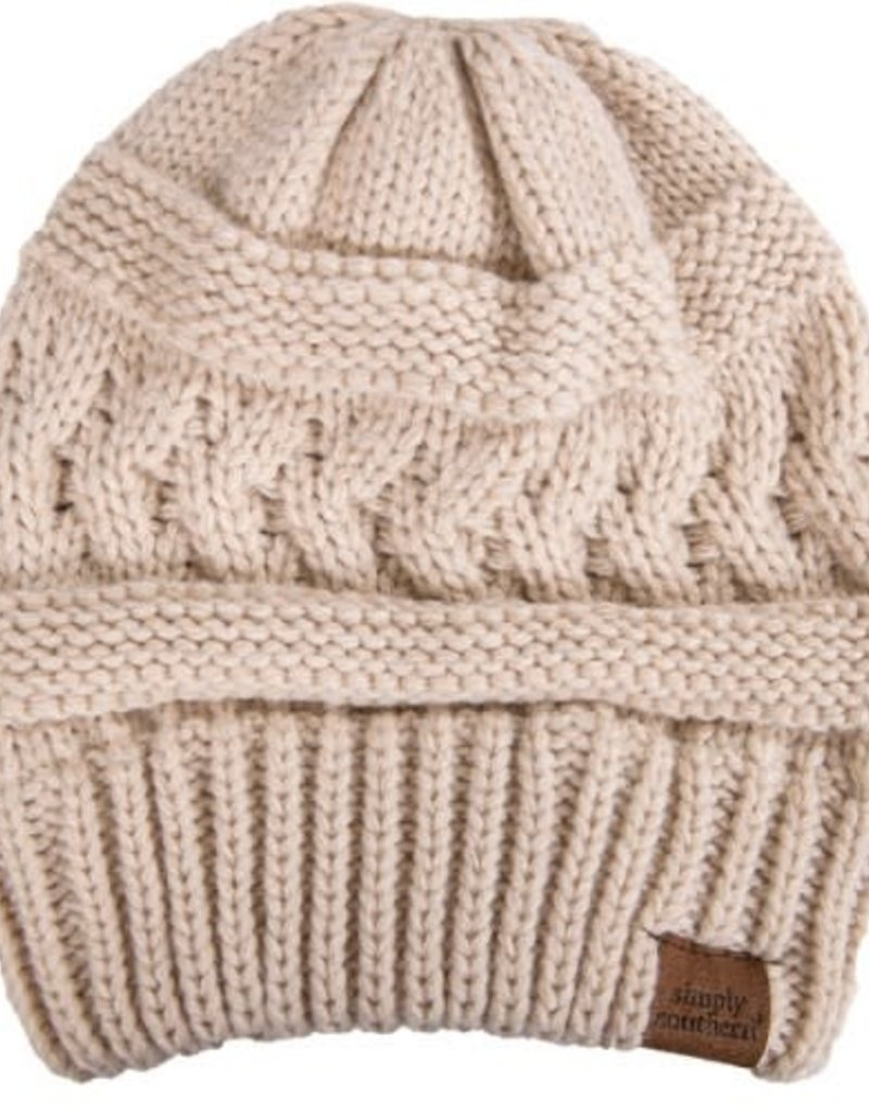 Simply Southern Simply Southern Braided Beanie