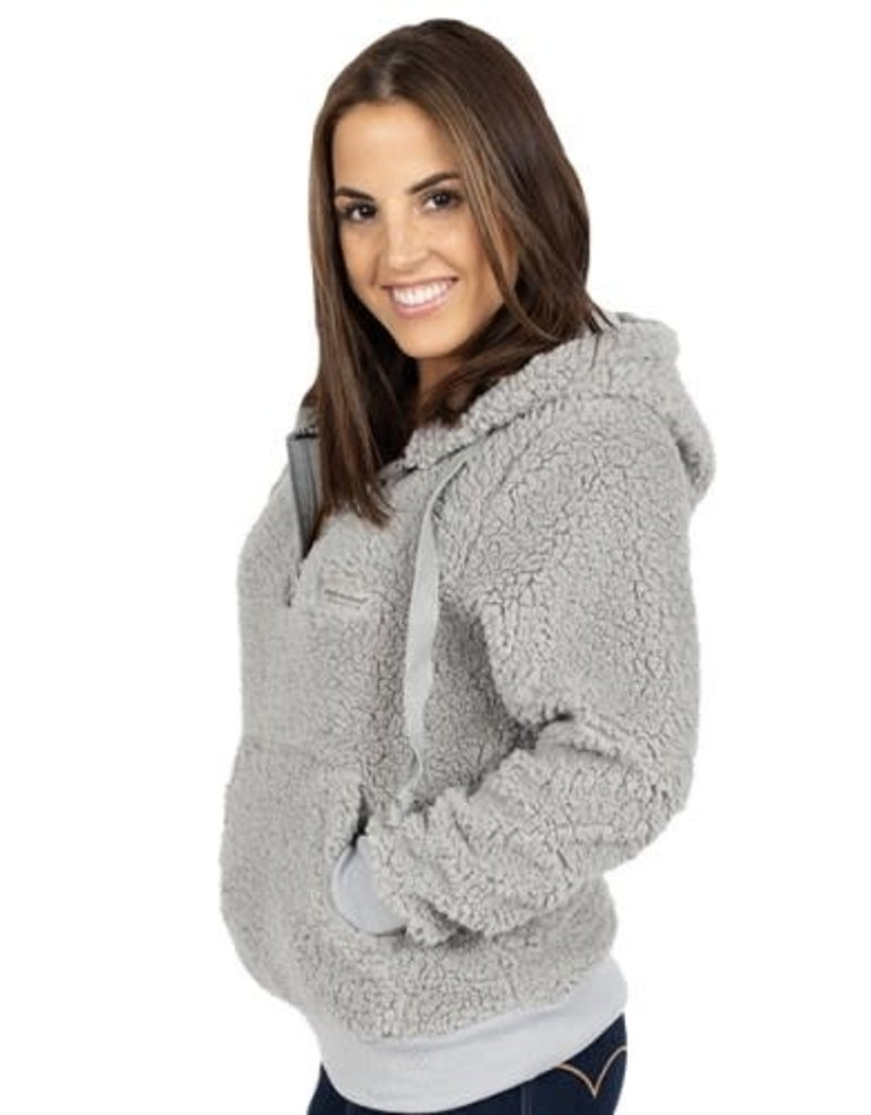 Simply Southern Simply Southern Hooded Sherpa