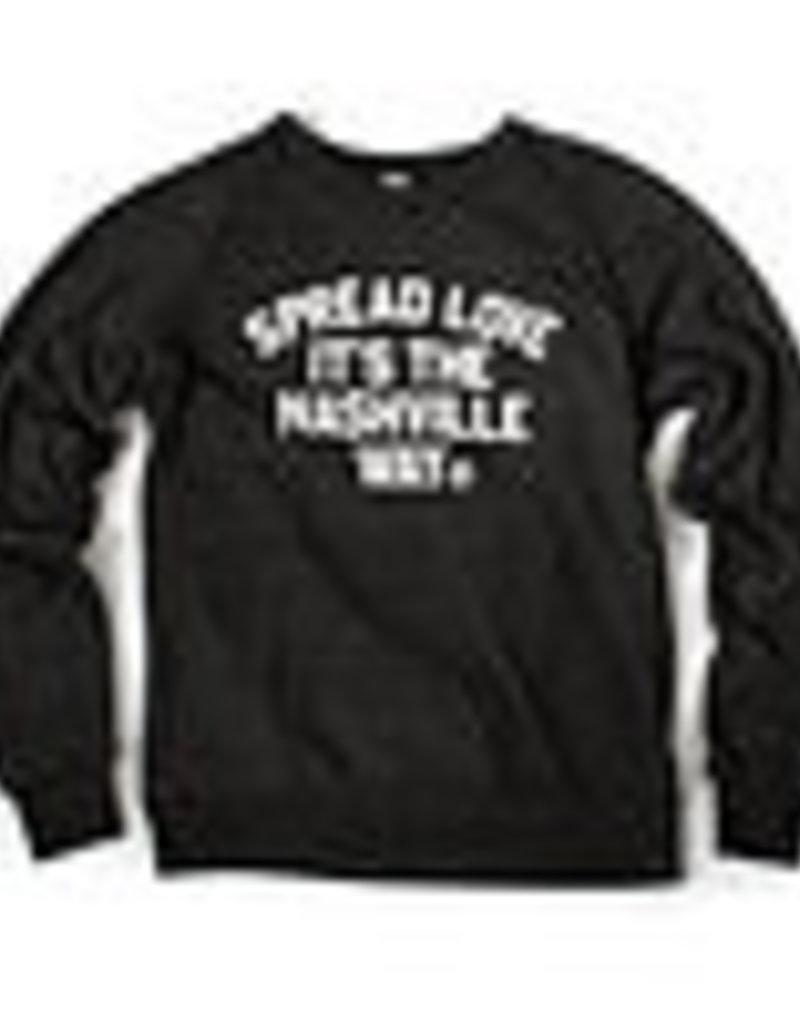 Project 615 Project 615 Spread Love Sweatshirt