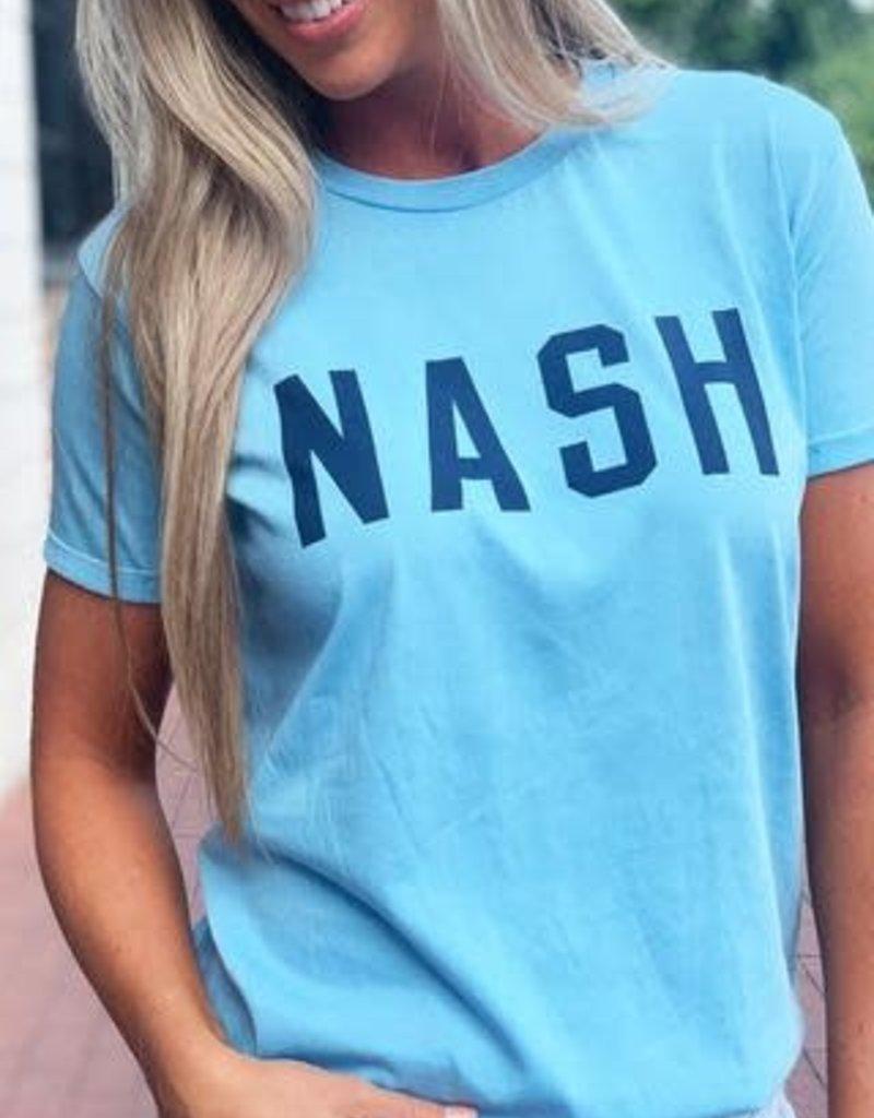 NASH The Nash Collection- NASH tshirt