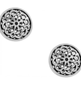 Brighton Brighton Stud Earrings Ferrar Silver