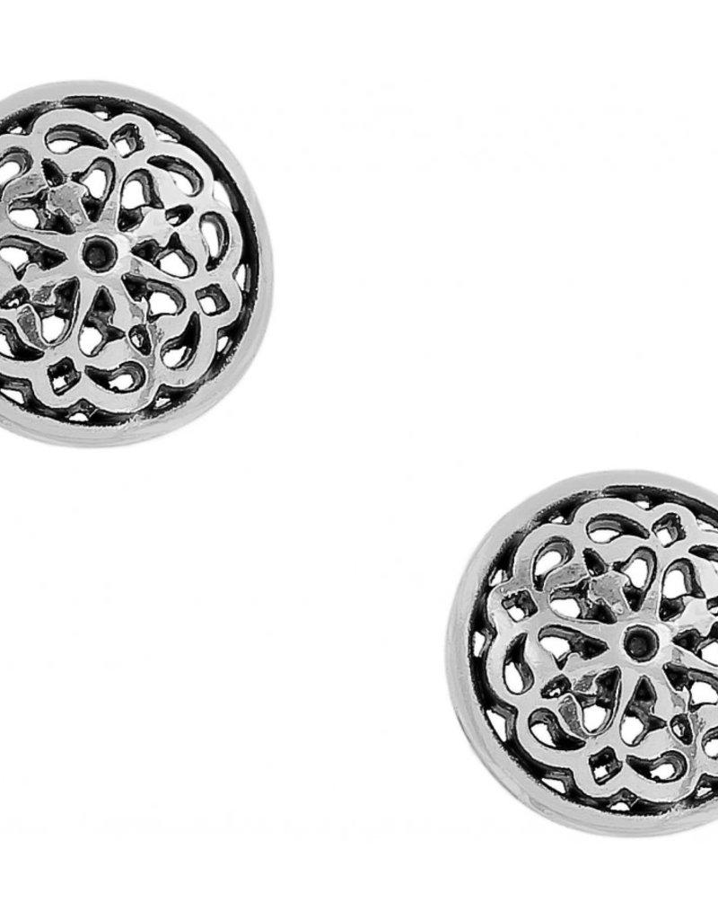 Brighton Brighton Stud Earrings Ferrar Silver