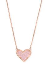 Kendra Scott Kendra Scott Ari Heart Necklace