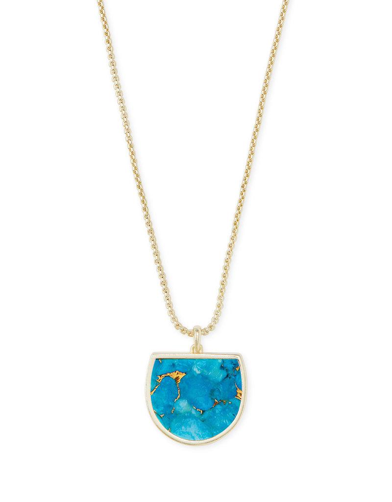 Kendra Scott Kendra Scott Luna Small Pendant Necklace
