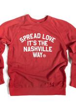 Project 615 Project 615 Sweatshirt- Spread Love
