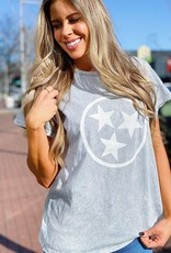 NASH The Nash Collection TShirt- Tristar Acid Wash