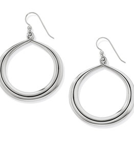 Brighton Brighton Earrings Interlock Circle French Wire