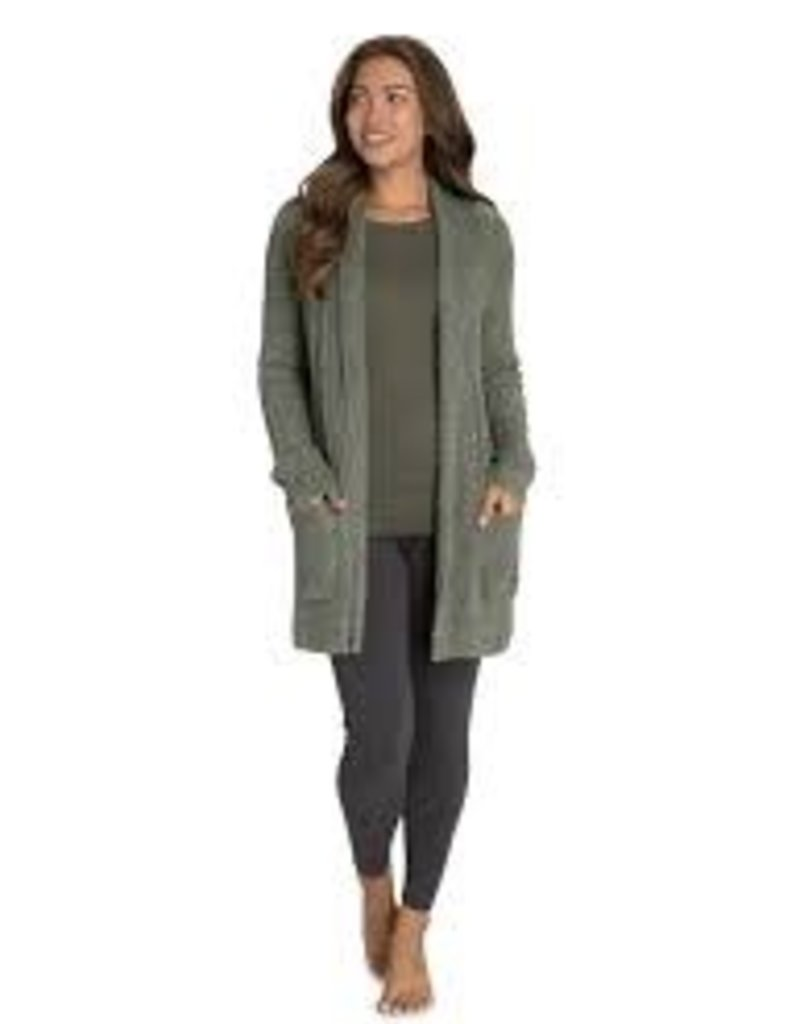 Barefoot Dreams Barefoot Dreams Cable Cardigan