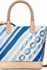Brighton Brighton Nautical Port Small Tote