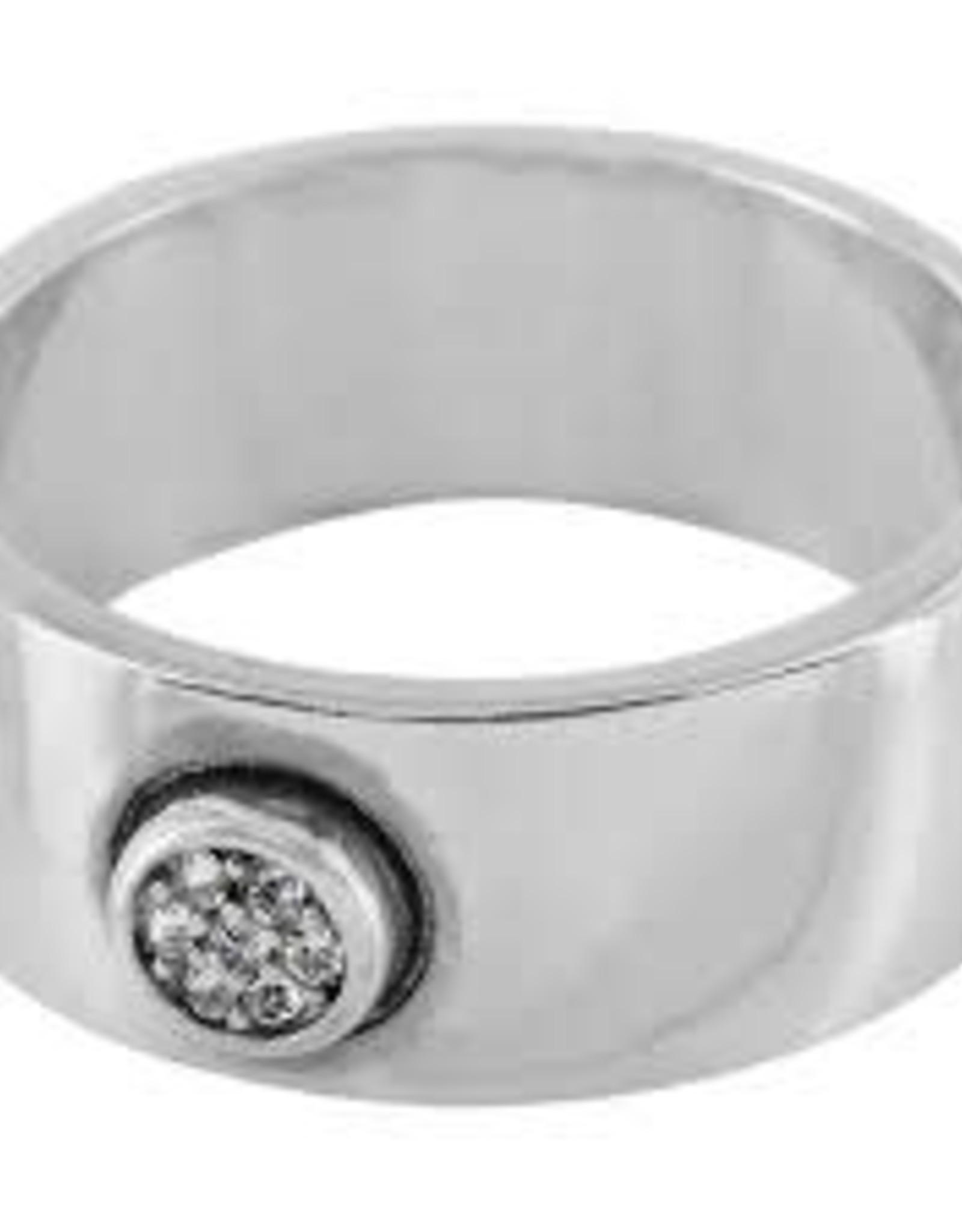 Brighton Brighto Ring Meridian Petite Sparkle  Sz 6