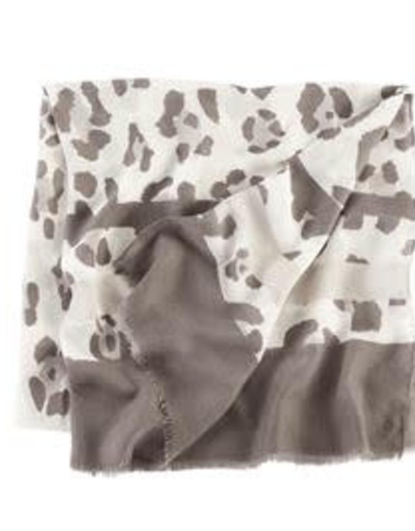 MudPie MudPie Leopard Scarf