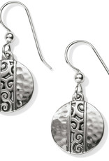 Brighton Brightton Mingle Disc French Wire Earrings