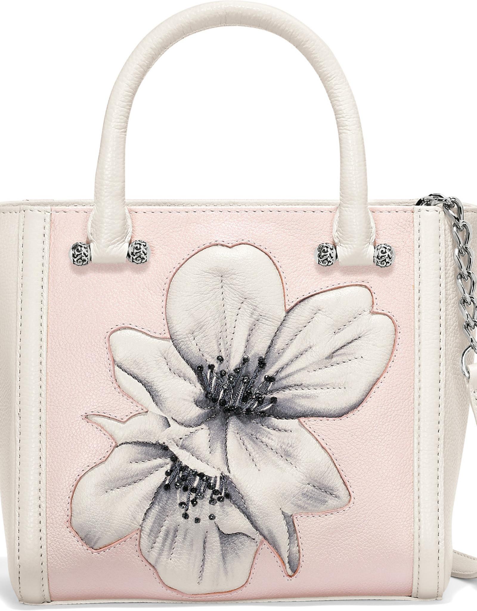 Brighton Brighton Handbag Alecia Convertible Tote White-Blush OS