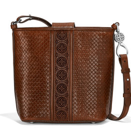 Brighton Brighton Handbag Elliette Cross Body Whisky OS