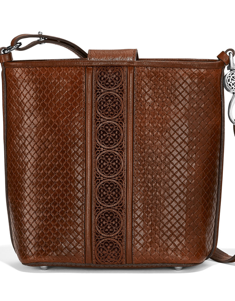 Brighton Brighton Handbag Elliette Cross Body Whisky OS