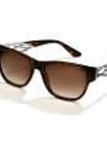 Brighton Brighton Sunglasses-Neptune's Rings Swirl-Tortoise