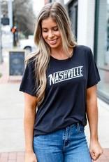 Nash Collection The Nash Collection- NASHVILLE Western Tshirt