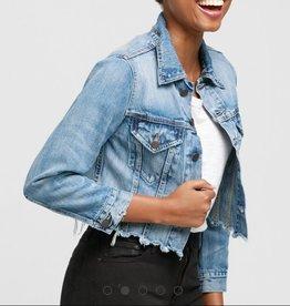 FashionABLE FashionABLE Cropped Denim Jacket