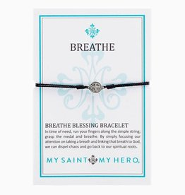 My Saint My Hero My Saint My Hero- Breathe Bracelet