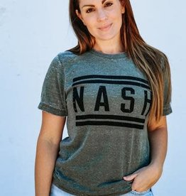 Nash Collection The Nash Collection- West End NASH Tshirt