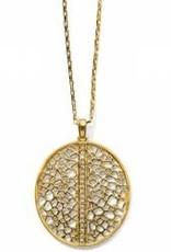Brighton Brighton Necklace Fiji Sparkle Convertible Gold