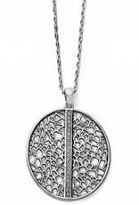 Brighton Brighton Necklace Fiji Sparkle Convertible Silver