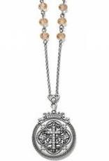 Brighton Brighton Necklace Divine Cross Silver
