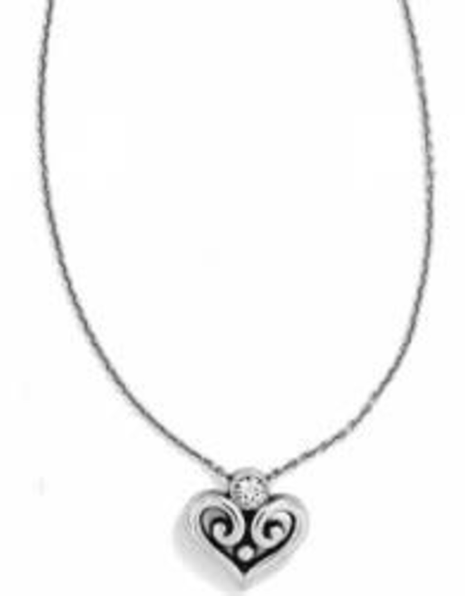 Brighton Brighton Alcazar Heart Necklace