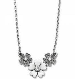 Brighton Brighton Necklace Flora Short Silver