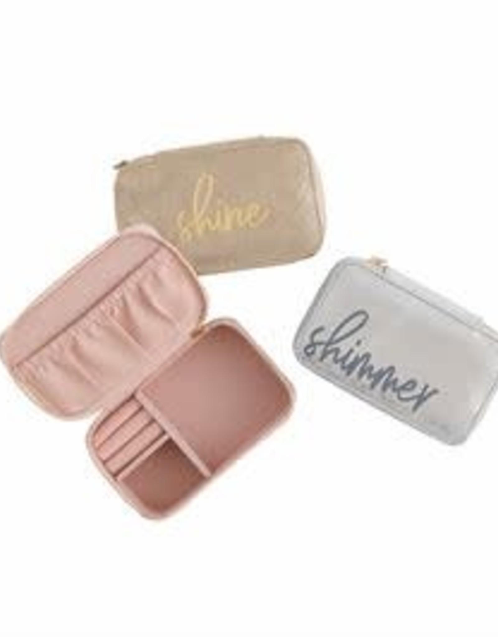 MudPie MudPie Mini Jewelry Case